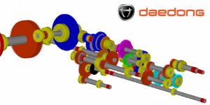 Разработка трансмиссии трактора